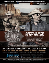 Bellamy Brothers 2015