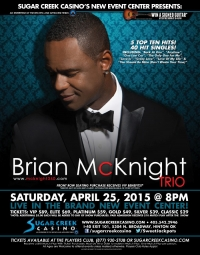 Brian McKnight 'Trio'