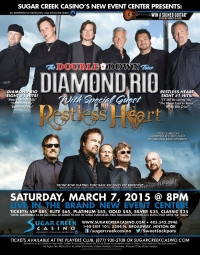 Diamond Rio - Restless Heart