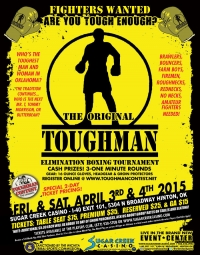 Toughman Contest 2015