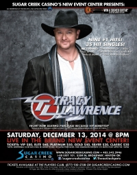 Tracy Lawrence - December 2014