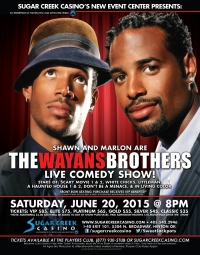 Wayans Brothers: Live Comedy Show