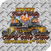 5th Annual Sweet Rods & Rides Car & Bike Show