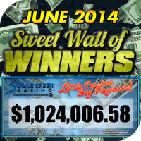 June 2014 Sweet Wall of Winners