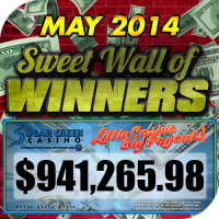May 2014 Sweet Wall of Winners