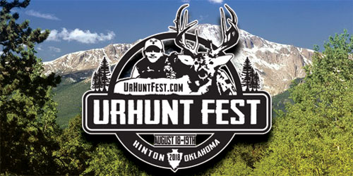 Event flyer for UrHunt Fest 2018