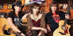 Chicks With Hits: Terri Clark, Pam Tillis & Suzy Bogguss