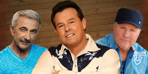 Roots & Boots Tour: Sammy Kershaw, Aaron Tippin & Collin Raye