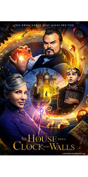 Sugar Creek Movie Mania Presents: The House With A Clock In It's Walls