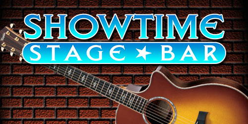 Sugar Creek Casino Showtime Stage