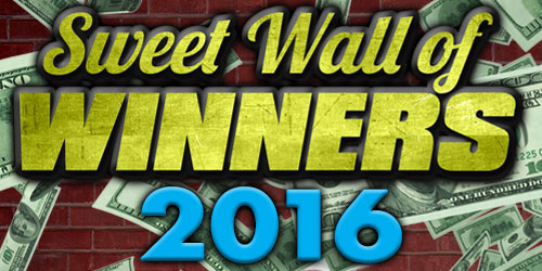 Sugar Creek Casino 2016 Jackpot Winners